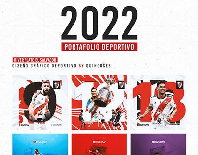 Portafolio Deportivo 2022 - #NewFORCE5byHisGRACE