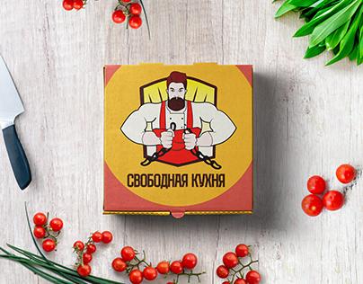 Логотип для проекта «Свободная кухня»