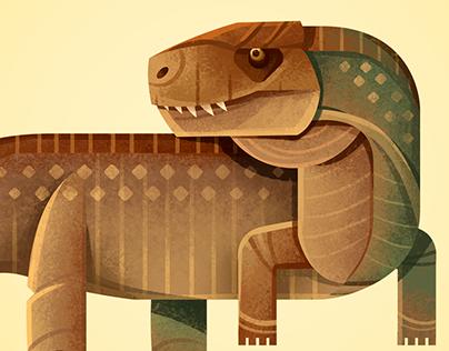 Triassic Fauna