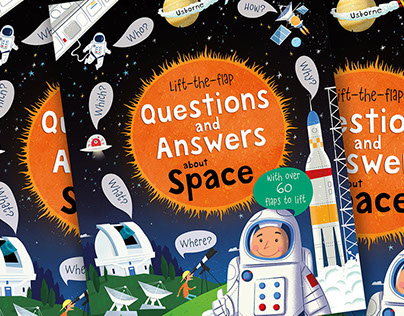 Questions & Answers about Space!