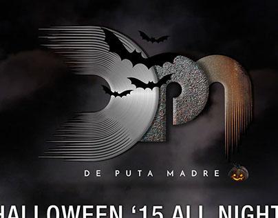 DPM Halloween Email Newsletter