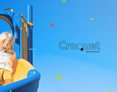 CROQUET - Znacz graficzny logo