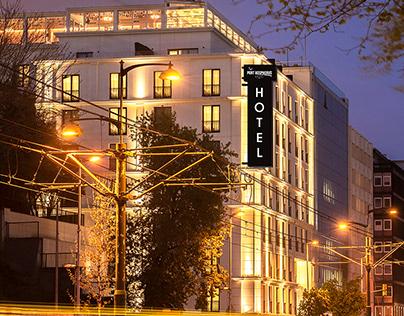Port Bosphorus Hotel Application Project