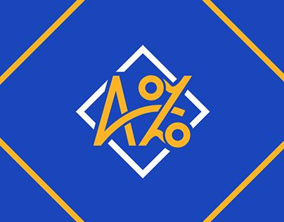 Azart Outlet Branding