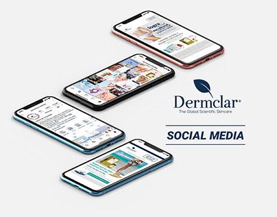 DERMCLAR - Social Media