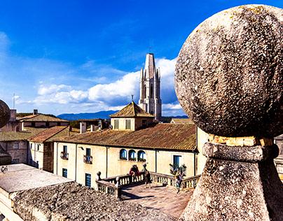 Girona - Basilica of Sant Feliu
