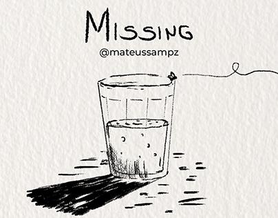 Missing - comic strip