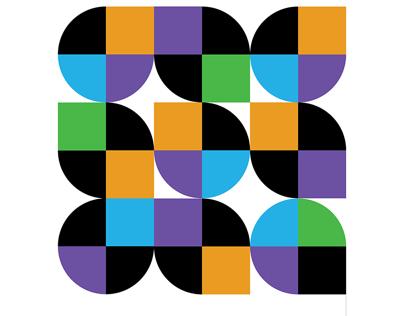 A Geometric Poster