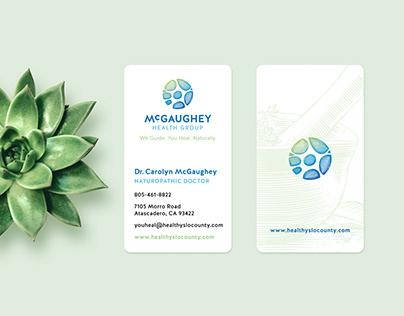 McGaughey Health Group Rebrand