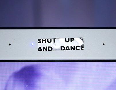 """Black Mirror"" Shut Up and Dance (title)"