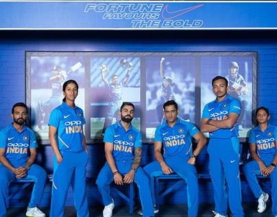 Nike ODI Jersey Launch | 2019