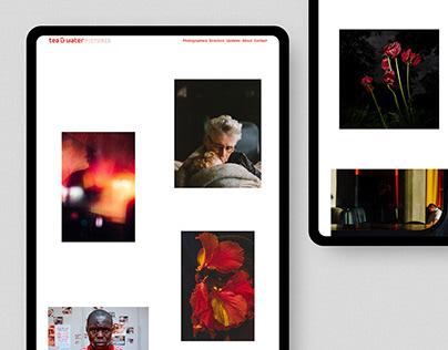 Tea & Water Pictures Website