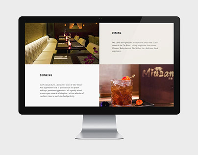 Miusan website