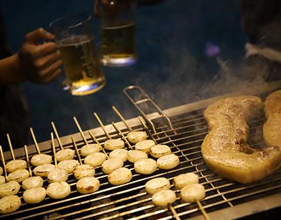 宜蘭東澳   哩老師烤好BBQ外燴   接案美食外拍
