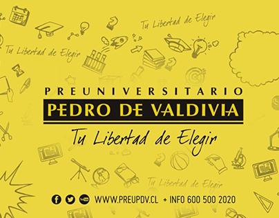 PREU - Pedro de Valdivia