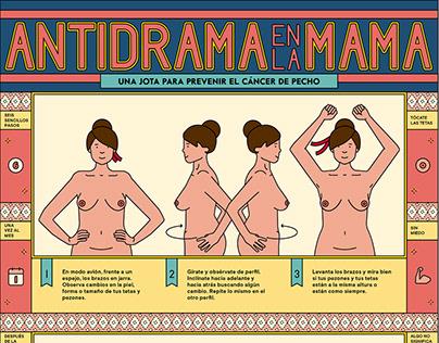 #Antidramaenlamama Teta&Teta Infographic