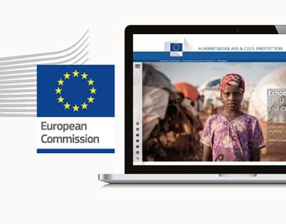 Echoes of EU Humanitarian Aid and Crisis Response