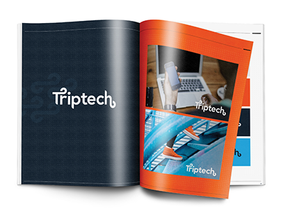 Triptech Branding