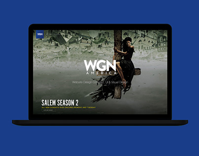 WGN America Website