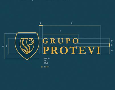 Identidade Visual   Grupo Protevi