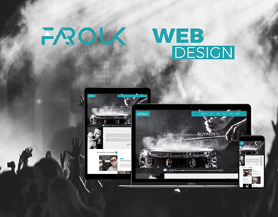 FAROUK GOMATI | WEB DESIGN • WEB DEVELOPMENT