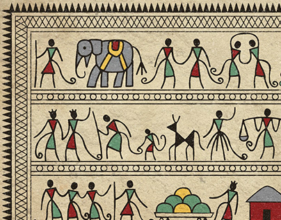 Folktales of India - When Humans Had Tails - Animation
