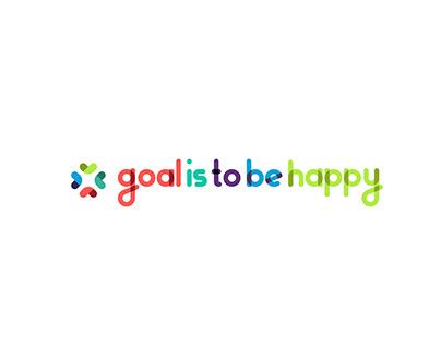 Goal is to be happy - Branding.