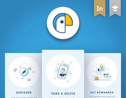 Bemyspot - iOS & Android App