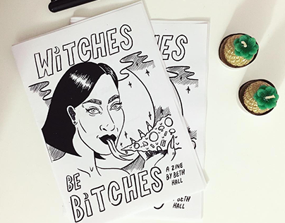 Witches be B****es