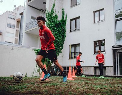 Fam. Jounes for Eintracht Frankfurt // 04/20