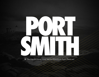 Portsmith Visual Identity