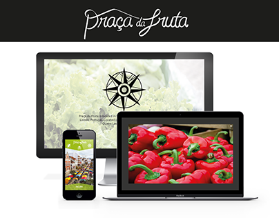 Praça da Fruta Website