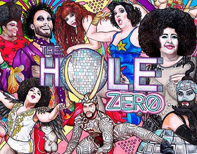 Ilustrations The Hole Zero