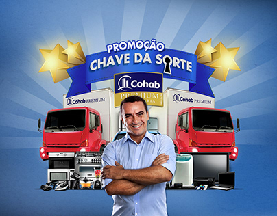 Chave da Sorte - COHAB Premium