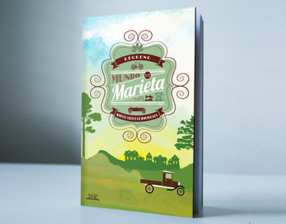Cover and Book Design: Pequeno Mundo de Marieta
