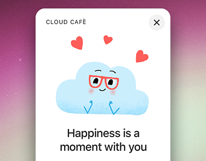 Digital Cloud Animated Icons