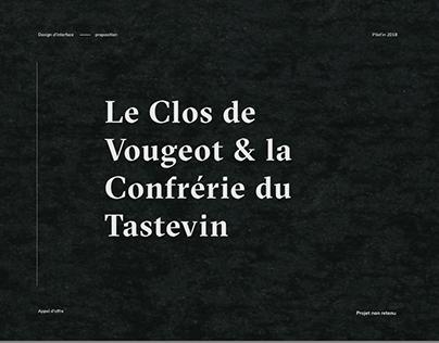 Le Clos de Vougeot