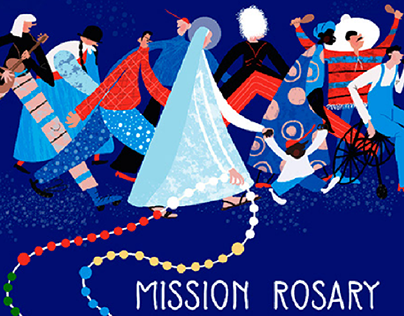 Poster for Mission Rosary