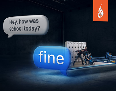 Silver Dubai Lynx | Anti-bullying campaign