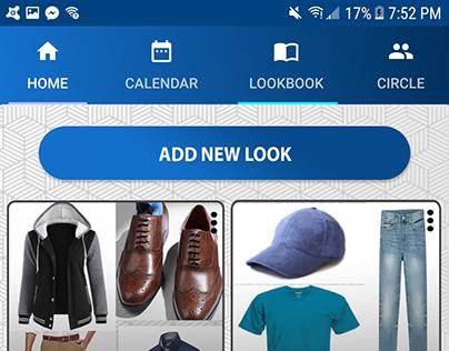 Vestium: A Smart Wardrobe Organizer