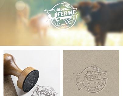 Logo and identity farm