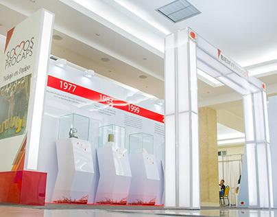 PROCAPS - Diseño de Exhibición