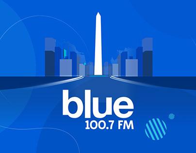 BLUE 100.7 | Grupo América