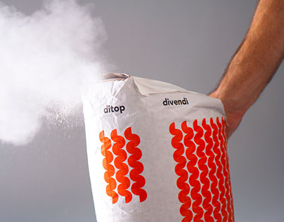 Ditop sacks of cement