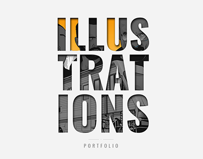 Portfolio - illustrations