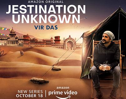 Jestination Unknown-Vir Das | Amazon Prime Video