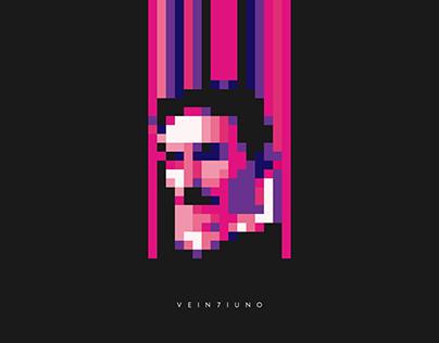 Nikola Tesla Pixel 464