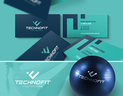 Logotipo - Technofit