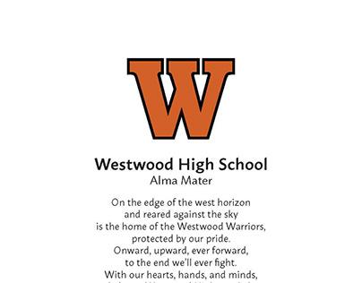 Westwood H.S. Class of 2020 Graduation Program