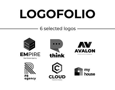 LOGOFOLIO | 6 selected logos